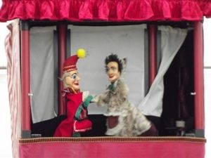 Gordons Magic and Puppets